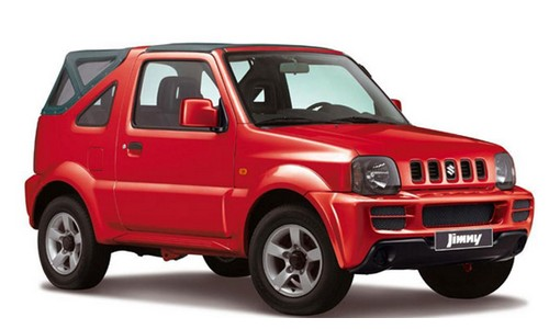 rental-car-greek-ecocars-Suzuki Jimmy 4X4 or similar