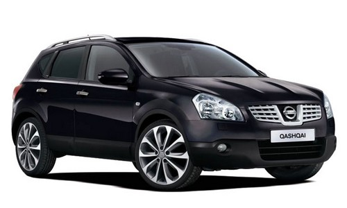 rental-car-greek-ecocars-Nissan Qashqai or similar