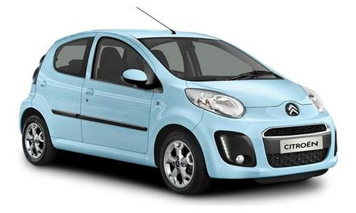 rental-car-greek-ecocars-CITROEN C1  5 Doors  or similar