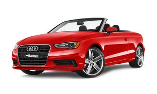 rental-car-greek-ecocars-Audi A3 auto cabrio or similar