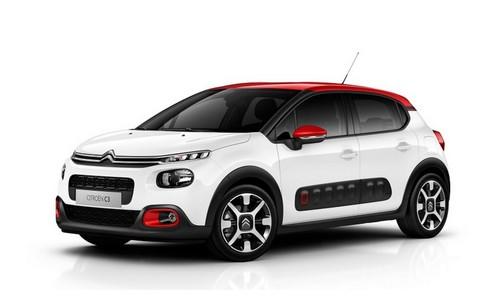 rental-car-greek-ecocars-Citroen C3 or similar