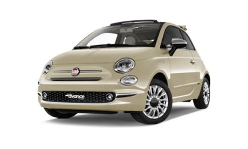 rental-car-greek-ecocars-Fiat 500 Convertible or similar