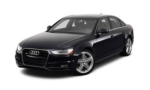 rental-car-greek-ecocars-Audi A4 auto or similar