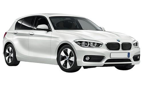rental-car-greek-ecocars-BMW 116 or similar