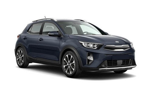 rental-car-greek-ecocars-Kia Stonic or similar