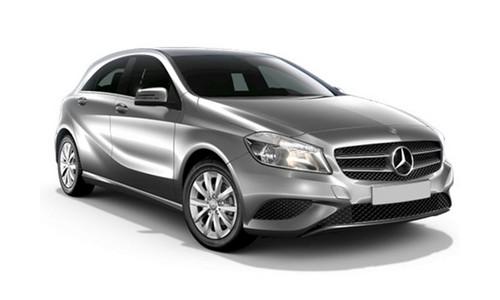 rental-car-greek-ecocars-Mercedes A180 or similar