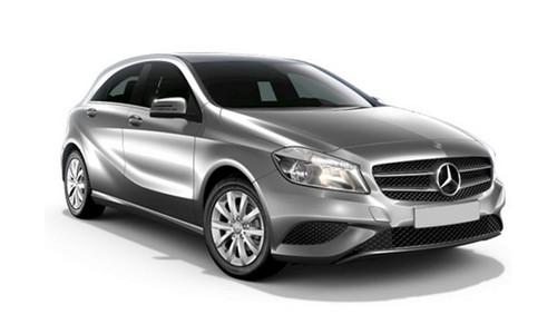 rental-car-greek-ecocars-Mercedes A180 Manual or similar