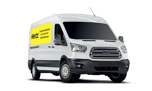 rental-car-greek-ecocars-Ford Transit or similar