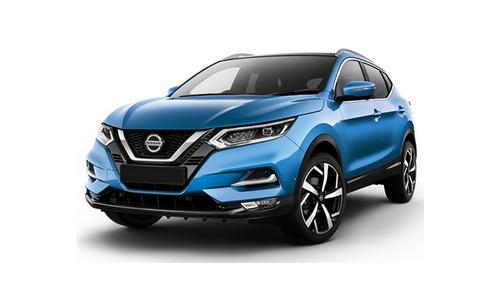 rental-car-greek-ecocars-Nissan Qashqai 2 WD or similar