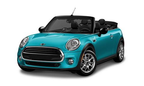 rental-car-greek-ecocars-Mini Cooper Cabrio or similar