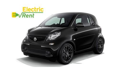 rental-car-greek-ecocars-Smart ForTwo EQ or similar