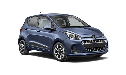rental-car-greek-ecocars-Hyundai i10 Auto or similar
