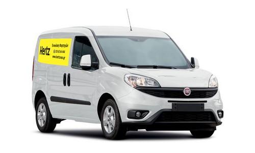 rental-car-greek-ecocars-Fiat Doblo or similar