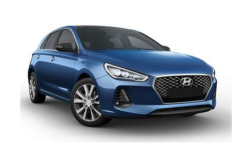 rental-car-greek-ecocars-Hyundai I30 or similar