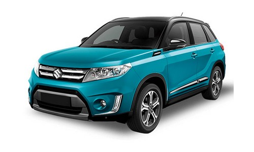 rental-car-greek-ecocars-Suzuki Vitara or similar