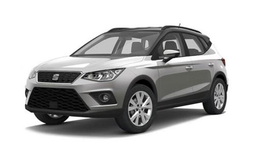rental-car-greek-ecocars-Seat Arona or similar