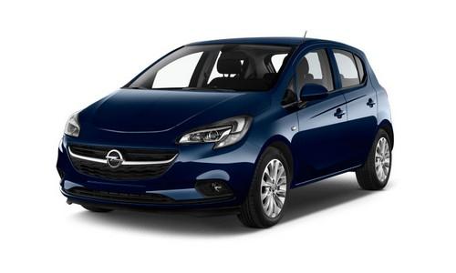 rental-car-greek-ecocars-Opel Corsa Auto or similar