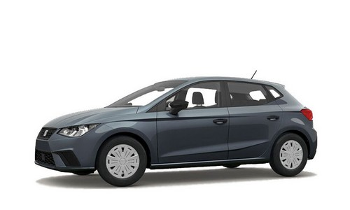 rental-car-greek-ecocars-Seat Ibiza or similar