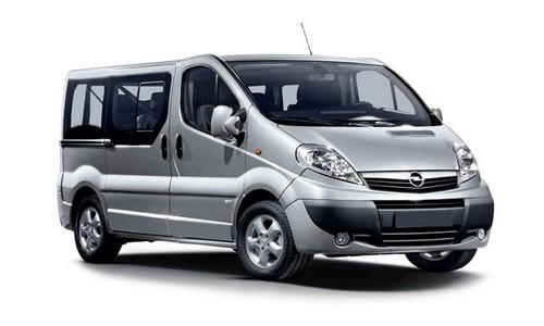 rental-car-greek-ecocars-Opel Vivaro or similar