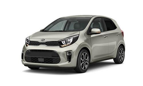 rental-car-greek-ecocars-Kia Picanto or similar